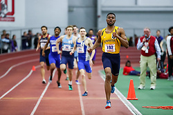 ECAC/IC4A Track and Field Indoor Championships<br /> 800 meters, LaSalle, Anthony Hawthorne