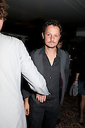 JONATHAN YEO, Jay Jopling hosts a party at Soho House. Miami Beach. Miami art Basel. 30 November 2010. -DO NOT ARCHIVE-© Copyright Photograph by Dafydd Jones. 248 Clapham Rd. London SW9 0PZ. Tel 0207 820 0771. www.dafjones.com.