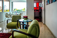 Penthouse apartment in central Vedado.