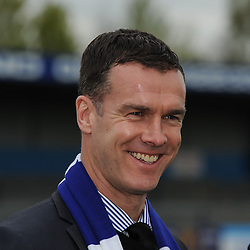 Brain Reid | Stranraer manager | 1 June 2015
