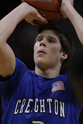 29 December 2010: Doug McDermott during an NCAA basketball game where the Creighton Bluejays defeated the Illinois State Redbirds at Redbird Arena in Normal Illinois.