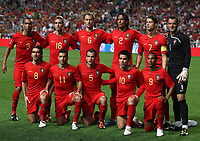 20091010: LISBON, PORTUGAL - Portugal vs Hungary: World Cup 2010 Qualifying Match. In picture: Portugal Initial National team. PHOTO: Carlos Rodrigues/CITYFILES