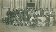 Mobile, Ala., Midway School, Rosa Young on left Jan. 9, 1918