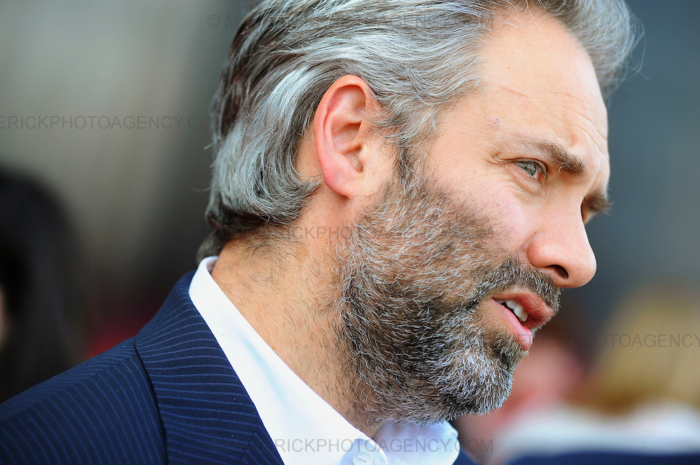 Stars turned out for the premier of Director Sam Mendes new film Away We Go which opened the 2009 Edinburgh Film Festival.  Pictured Director Sam Mendes.