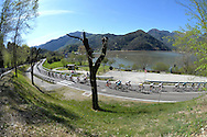 39° Giro del Trentino Melinda, 2 tappa Dro-Brentonico,lago di Ledro, 22 Aaprile 2015  © foto Daniele Mosna