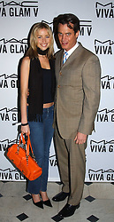 MATTHEW MELLON and NOELLE RENO at a party to celebrate Pamela Anderson's new role as spokesperson and newest face of the MAC Aids Fund's Viva Glam V Campaign held at Home House, Portman Square, London on 21st April 2005.<br /><br />NON EXCLUSIVE - WORLD RIGHTS