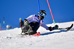 GFATTERHOFER Markus, LW10-1, AUT, Slalom at the WPAS_2019 Alpine Skiing World Cup, La Molina, Spain