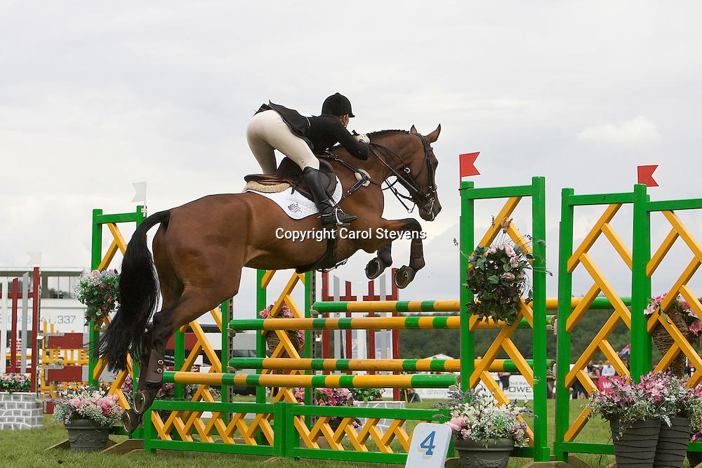 Equi-Trek Bramham International Horse Trials 2012 CCI3*<br /> Louisa Lockwood and Ballyfarris Flight
