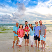 Rohwer Family Beach Photos