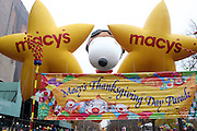 25 November 2010- New York, NY-Snoopy as The Flying Ace at The Macy's 84th Annual Thanksgiving Day Parade held along Central Park West on the UpperWest Side of New York City on November 25, 2010 in New York City. Photo Credit: Terrence Jennings