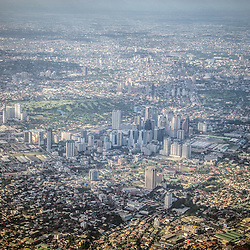 Urban Sprawl, Pasig City (it looks like, I could be wrong)