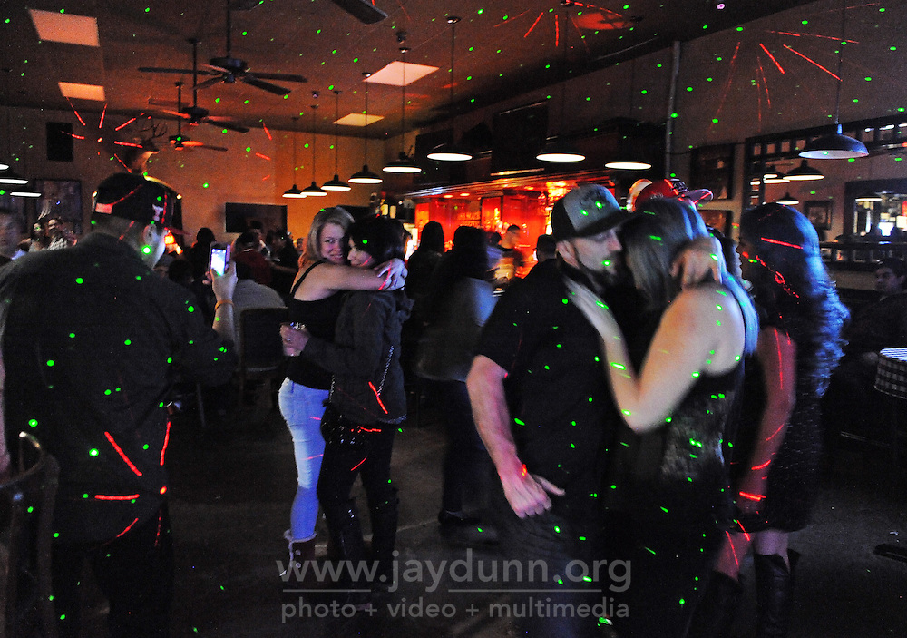 """Dance music by DJ Anima kept the crowd up well into Thursday morning at the third year anniversary of """"Social Wednesdays"""" at Casa Sorrento in Salinas. DJ Luna, Salinas Valley Pride Celebrations, and a supportive community have made these regular evenings popular."""