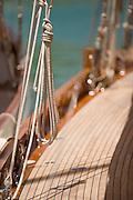 Concours d'elegance at the Antigua Classic Yacht Regatta