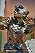 Lucille Ball, Morton, Academy of Television Arts & Sciences, Celebrity, Bronze, Sculptures, Sculptural Works, Public Art, Display, North Hollywood, CA