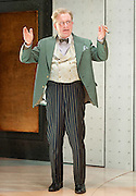 Once in a Lifetime <br /> by Moss Hart & George S. Kaufman <br /> adapted by Christopher Hart <br /> directed by Richard Jones <br /> at Young Vic Theatre, London, Great Britain <br /> Press photocall <br /> 5th December 2016 <br /> <br /> Harry Enfield as Glohauer <br /> <br /> Kevin Bishop as Jerry Hyland <br /> <br /> May Daniels as Claudie Blakley <br /> <br /> Lucy Cohu as Helen Hobart <br /> <br /> Otto Farrant as Ernest <br /> <br /> Amy Griffiths as Florabel Leigh <br /> <br /> John Marquez as George Lewis <br /> <br /> <br /> Photograph by Elliott Franks <br /> Image licensed to Elliott Franks Photography Services