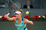 Samantha Stosur during the Madrid Open at Manzanares Park Tennis Centre, Madrid<br /> Picture by EXPA Pictures/Focus Images Ltd 07814482222<br /> 07/05/2016<br /> ***UK & IRELAND ONLY***<br /> EXPA-ESP-160507-0019.jpg