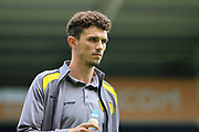 Burton Albion defender Tom Flanagan resigns for Burton Albion having previously left at the end of the 2016-17 season during the EFL Sky Bet Championship match between Hull City and Burton Albion at the KCOM Stadium, Kingston upon Hull, England on 12 August 2017. Photo by Richard Holmes.