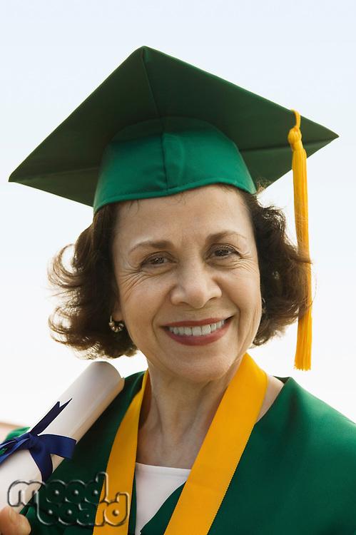Graduate Holding Diploma