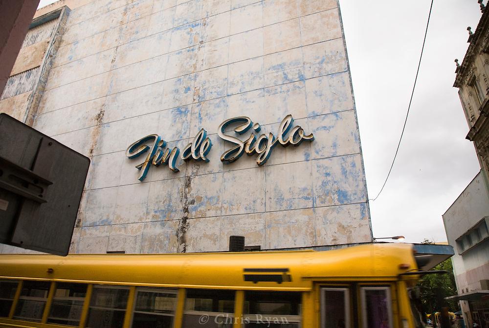 Old department store, Havana, Cuba