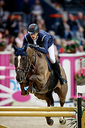 Philippaerts Nicola, (BEL), H&M Quenzo de le Roque<br /> Gothenburg Horse Show FEI World Cups 2017<br /> © Hippo Foto - Stefan Lafrentz