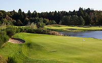 DEN DOLDER - Hole 12 met hole 2. Golfsocieteit De Lage Vuursche. FOTO KOEN SUYK