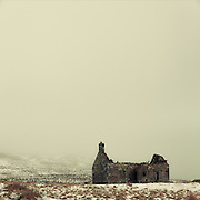 Abandoned croft, Badyo, Perth and Kinross, Scotland