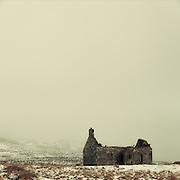 Abandoned croft, Badyo, Perth and Kinross, Scotland