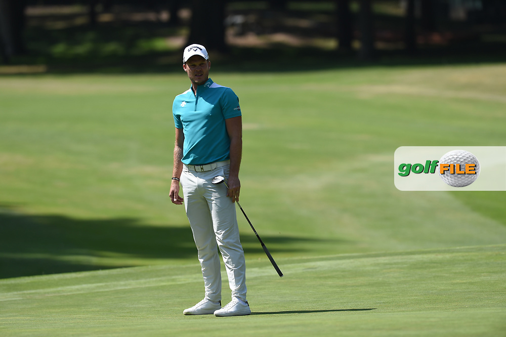 Danny Willett (ENG) during Rd4 of the World Golf Championships, Mexico, Club De Golf Chapultepec, Mexico City, Mexico. 2/23/2020.<br /> Picture: Golffile | Ken Murray<br /> <br /> <br /> All photo usage must carry mandatory copyright credit (© Golffile | Ken Murray)