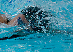 Lin Zhang of China competes during the Men's 800m Freestyle Final during the 13th FINA World Championships Roma 2009, on July 29, 2009, at the Stadio del Nuoto,  in Foro Italico, Rome, Italy. (Photo by Vid Ponikvar / Sportida)