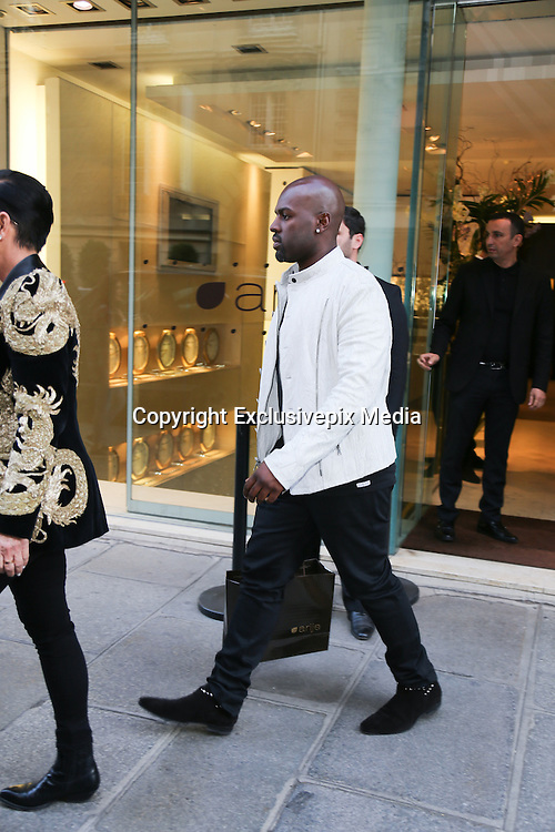 KRIS JENNER AND COREY GAMBLE , COREY HAS OFFERED A LUXURY WATCH.<br /> &copy;Exclusivepix Media