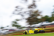 October 1-3, 2014 : Lamborghini Super Trofeo at Road Atlanta. #1 Jake Rattenbury, Nima Khandan-Nia, Jota Corse, Lamborghini of Dallas