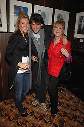 Left to right, OLIVIA BUCKINGHAM, LORD JOHNSTON SOMERSET and PATTI BOYD at an exhibition of photographs by Olivia Buckingham held at China Tang, The Dorchester, Park Lane London on 5th March 2007.<br /><br />NON EXCLUSIVE - WORLD RIGHTS