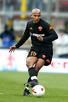 Perugia 16 Marzo 2003<br />Perugia-Roma 1-0<br />Olivier Dacourt