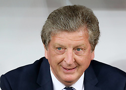 Roy Hodgson during Italy V England Quarter-finals in the Euro 2012, Sunday June 24, 2012, in Kiev, Ukraine. Photo By Imago/i-Images