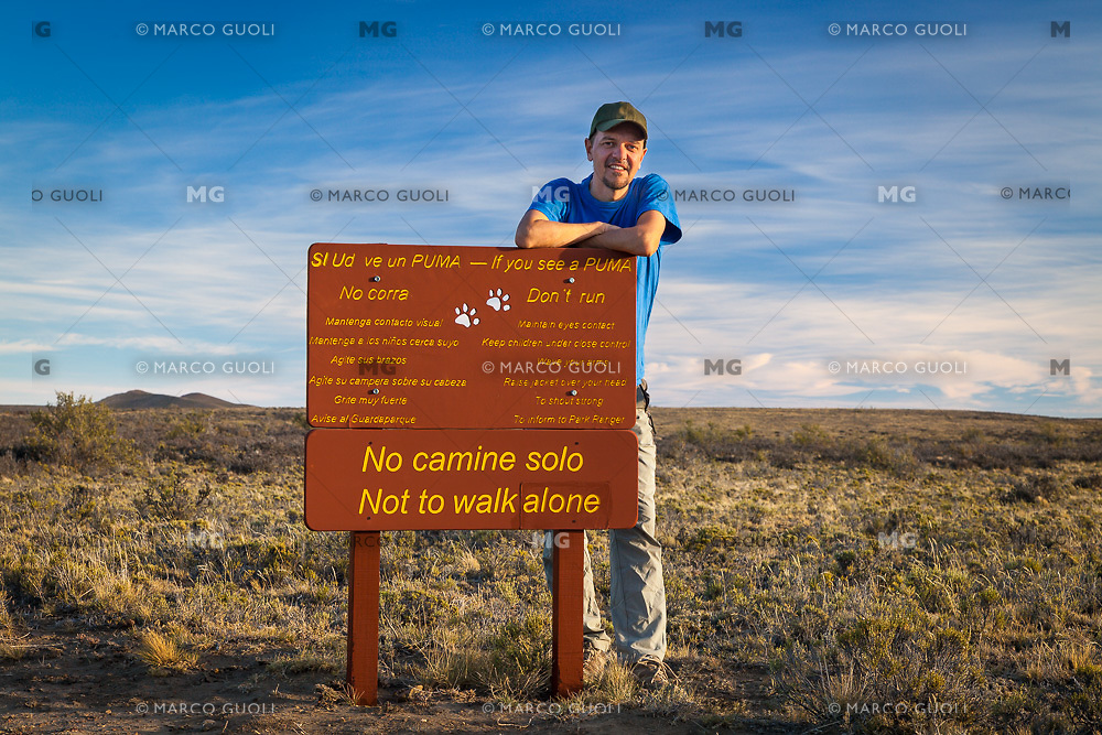 PARQUE NACIONAL MONTE LEON, COMANDANTE LUIS PIEDRA BUENA, PROVINCIA DE SANTA CRUZ, PATAGONIA, ARGENTINA (PHOTO BY © MARCO GUOLI - ALL RIGHTS RESERVED. CONTACT THE AUTHOR FOR ANY KIND OF IMAGE REPRODUCTION)