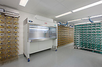 Photo of University of Maryland Baltimore Medical School Teaching Facility Lab
