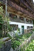altes Bauernhaus, Neurandsberg, Vorderer Bayerischer Wald, Bayern, Deutschland | old farm house, Neurandsberg, Bavarian Forest, Bavaria, Germany