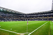 Stadium MK during the EFL Sky Bet League 1 match between Milton Keynes Dons and Portsmouth at stadium:mk, Milton Keynes, England on 10 February 2018. Picture by Dennis Goodwin.