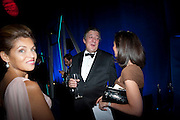 STEPHEN FRY, Grey Goose character and cocktails. The Elton John Aids Foundation Winter Ball. off Nine Elms Lane. London SW8. 30 October 2010. -DO NOT ARCHIVE-© Copyright Photograph by Dafydd Jones. 248 Clapham Rd. London SW9 0PZ. Tel 0207 820 0771. www.dafjones.com.