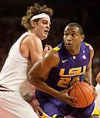 2012 LSU vs Arkansas basketball