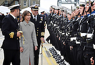 Sarah Chatto Attends HMS Illustrious Decommissioning