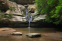 Cedar Falls Hocking Hills State Park Ohio