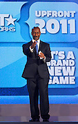 Stephen Hill attends the 2011 BET Networks Upfront at the Best Buy Theater on April 20, 2011 in New York City.
