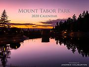 2020 Mount Tabor Park Calendar