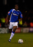 Photo: Jed Wee.<br /> Sheffield United v Birmingham City. Carling Cup. 24/10/2006.<br /> <br /> Birmingham's Cameron Jerome.