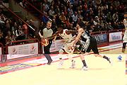 Moore Ronald<br /> The Flexx Pistoia - Pasta Reggia Caserta<br /> BASKET SerieA 2016-2017<br /> Pistoia 13/02/2017 <br /> FOTO CIAMILLO