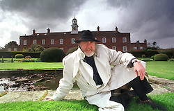 Newport, Essex home of John Bellany, UK, April 21, 2000. Photo by Andrew Parsons / i-images..
