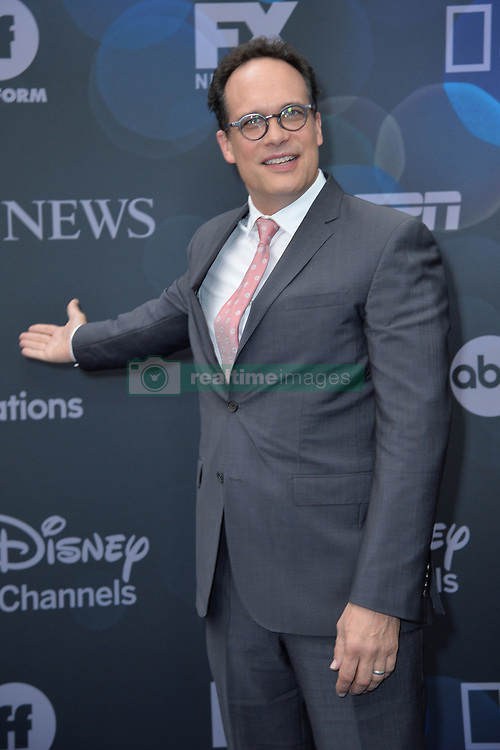 May 14, 2019 - New York, NY, USA - May 14, 2019  New York City..Diedrich Bader attending Walt Disney Television Upfront presentation party arrivals at Tavern on the Green on May 14, 2019 in New York City. (Credit Image: © Kristin Callahan/Ace Pictures via ZUMA Press)
