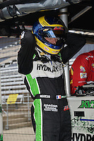 Sebastien Bourdais, Indianapolis 500, Indianapolis Motor Speedway, Indianapolis, IN USA 5/25/2014