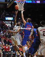 Mississippi's Zach Graham vs. Florida at the Tad Smith Coliseum in Oxford, Miss. on Saturday, February 20, 2010 in Oxford, Miss. Florida won 64-61.